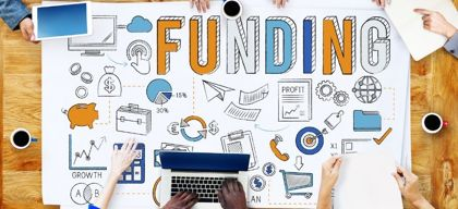 What are the different types of funding for Indian startups?