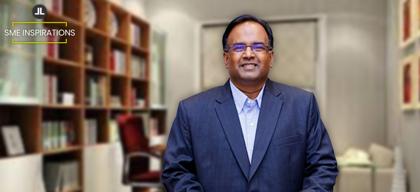 Raj N Phani, Founder, Zaggle Prepaid Ocean Services Pvt Ltd