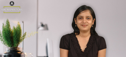 Rakhi Saaboo, Director, Anil International