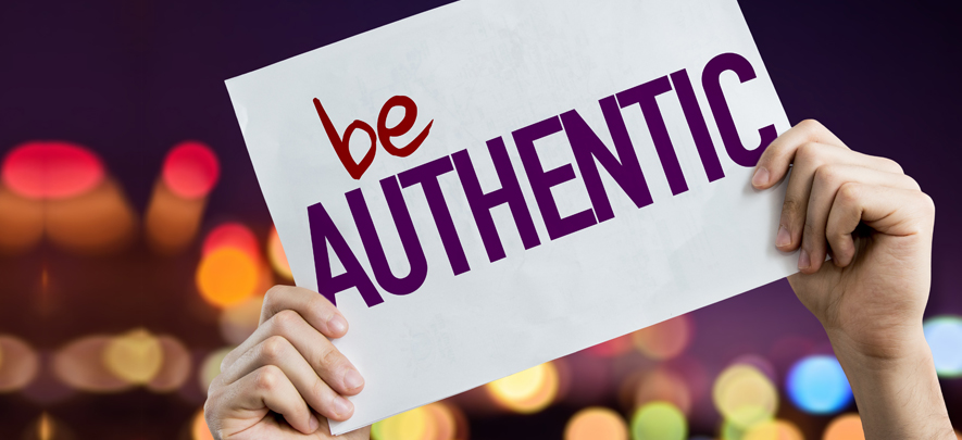 To succeed as an SME, be your authentic self