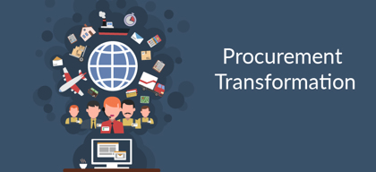 8 steps to implement procurement transformation
