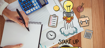 A registration process that is startup friendly
