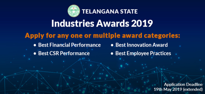 The search for Telangana State's BEST businesses!