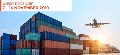 Weekly Trade Alert: 7 - 14 November