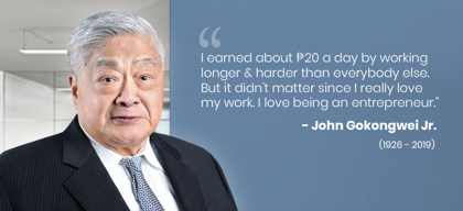 5 timeless lessons we can learn from tycoon John Gokongwei Jr.