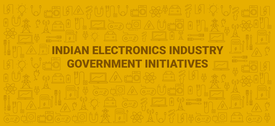 Government initiatives to boost Indian electronics sector