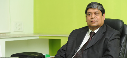 Praharaju Laxminarayana, Managing Director, A G Bio Systems Pvt Ltd