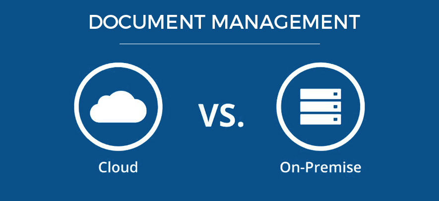 Cloud storage vs On-premise storage: What's best for your document management?