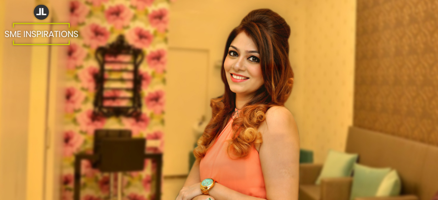 Kamna Joshi, Founder, Selfie Unisex Salon