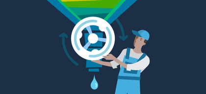 3 easy ways to fix the leaking sales funnel