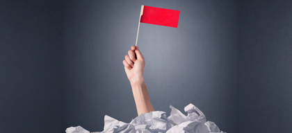 Look out for these 'red flags' when you start a business