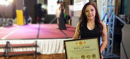 Woman entrepreneur finds success in franchising after dealing with multiple failures
