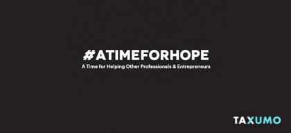 Taxumo launches #ATimeforHOPE campaign
