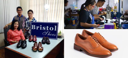 Legacy of handcrafted excellence: Bristol Shoes' owner shares recipe of success
