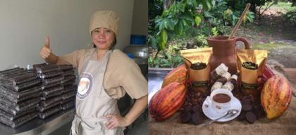 My entrepreneur journey: From sari-sari store owner to chocolate maker