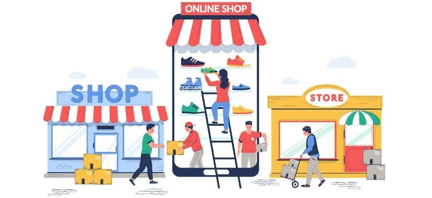 How to have the perfect mix of a phygital (physical + digital) store?