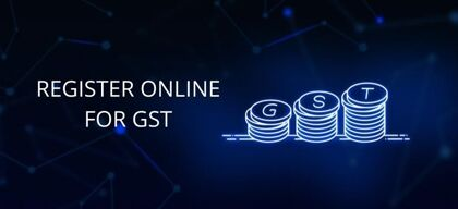 How to register for GST online?