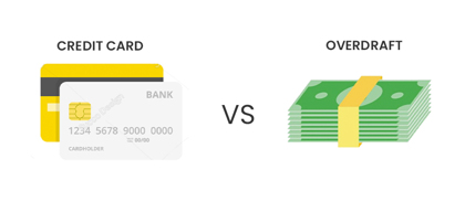 Credit Card Vs Overdraft: Which is better