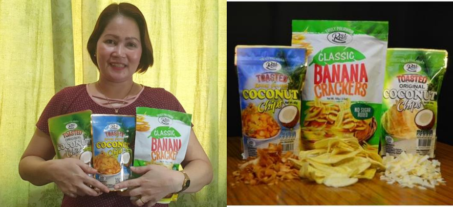 Female founder shares how she started small with only 200 packs of products and made it big