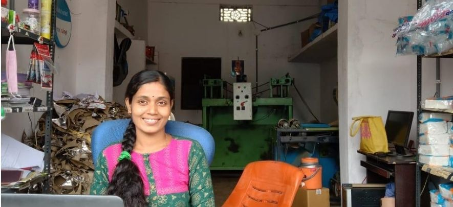 Quest for financial freedom drives homemaker to become an entrepreneur