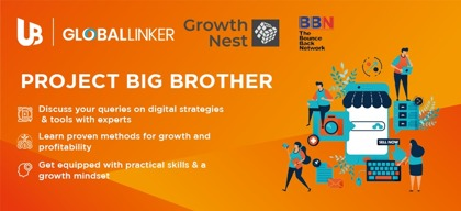 Project Big Brother: Equipping MSMEs with digital tools & strategies to adapt to the new normal