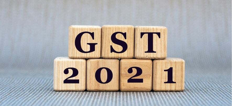 GST rules changing from 1 Jan 2021