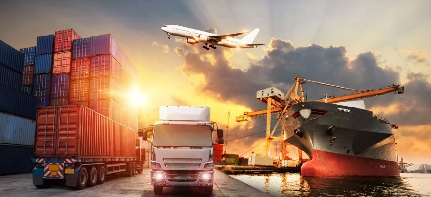 Logistics industry in India