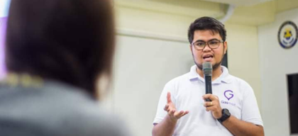 Startup CEO shares how he balances entrepreneurship and parenthood