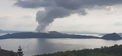 Taal Volcano eruption effect on economy still minimal: NEDA
