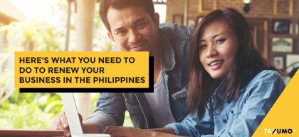 What you need to do to renew your business in the Philippines
