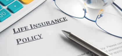 Income tax benefits: Life insurance policy and medical insurance policy