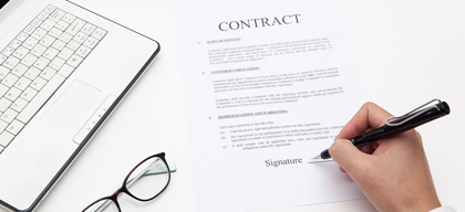 What are all the requirements for a valid contract?
