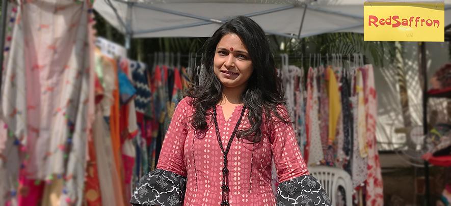 Seema Lal, Founder, The RedSaffron