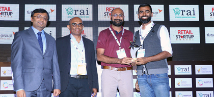 Meet last year's winner of India's most coveted Retail Startup Award