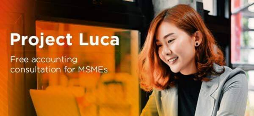 Project Luca: Free accounting consultation for MSMEs
