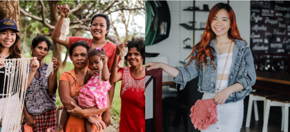 This engineer turned social entrepreneur co-creates social impact with the indigenous people of Ayta Magbukun in Bataan