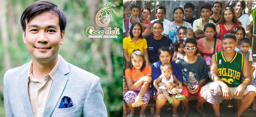 This social enterprise is creating positive change to the lives of coconut farmers