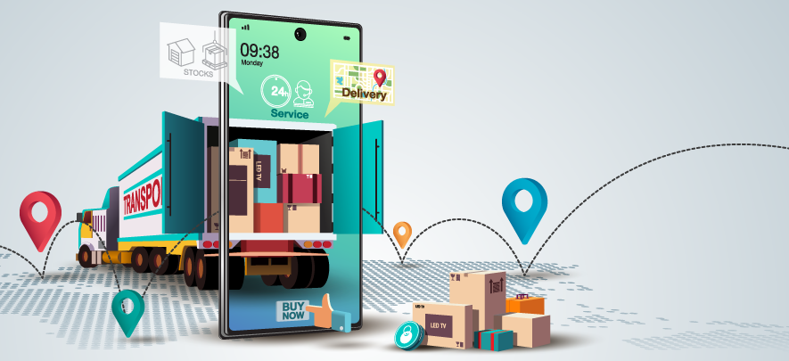 Creating shipping zones for your online store