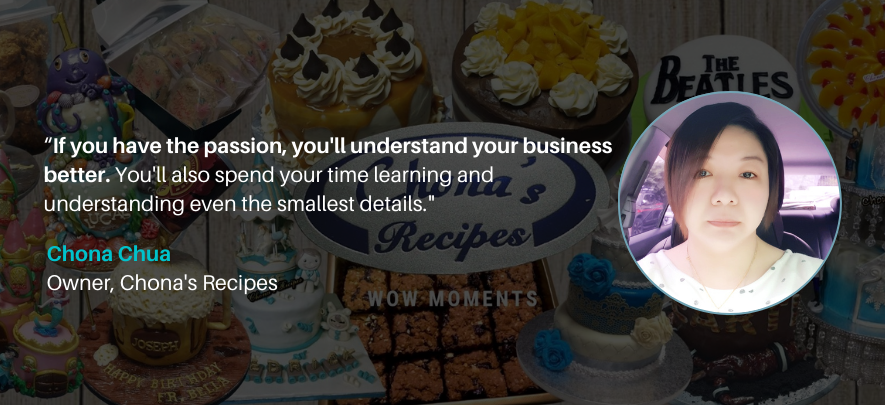 Coping with loss & grief: Mompreneur continues to manage business with flair and passion