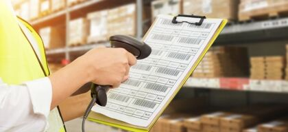 How can barcoding help in your supply chain and inventory management?