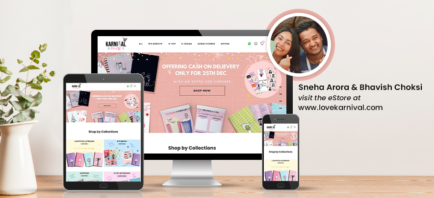 How an online store grew this Korean merchandise brand's sales by 300%