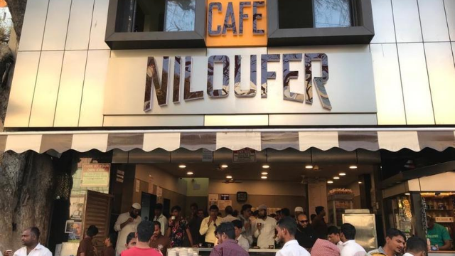 Cafe Niloufer