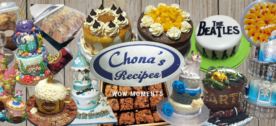 Chona's recipes