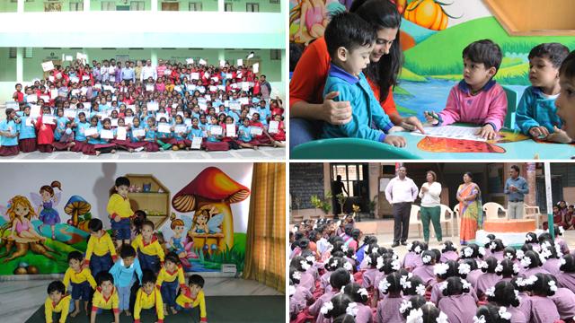 Ritzy Schools - preschools