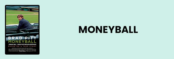 Moneyball - Top 10 movies for entrepreneurs