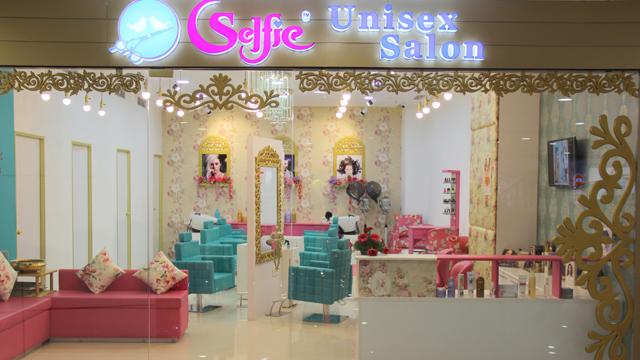 Kamna Joshi's Selfie Unisex Salon