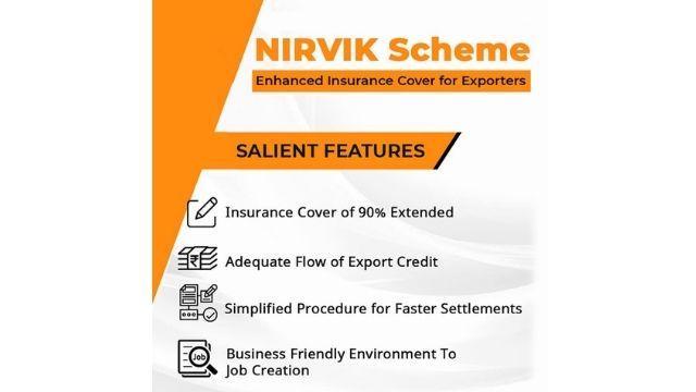 Salient features of NIRVIk scheme