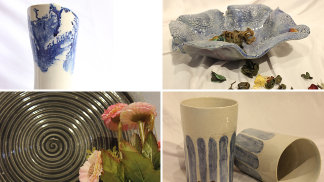 Ceramic products produced at Clay County