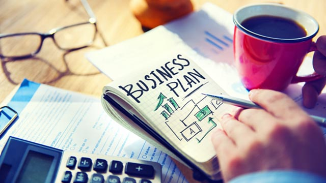 Re-writing Business Plan