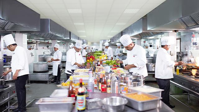 Voila F9 Gourmet kitchen